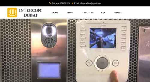 intercom dubai